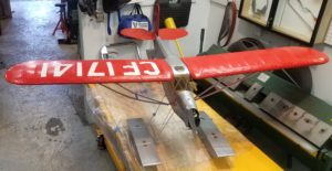 North Vancouver Museum & Archives Float Plane Restoration